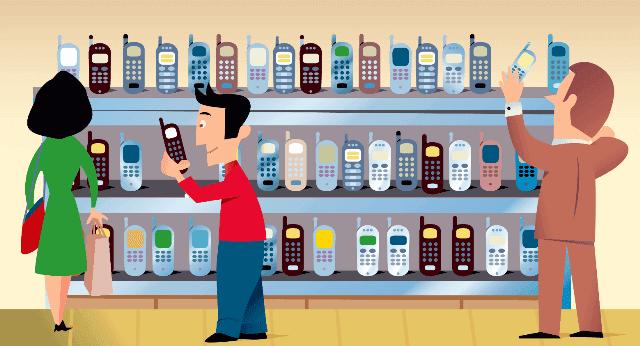 Choosing-Smartphon