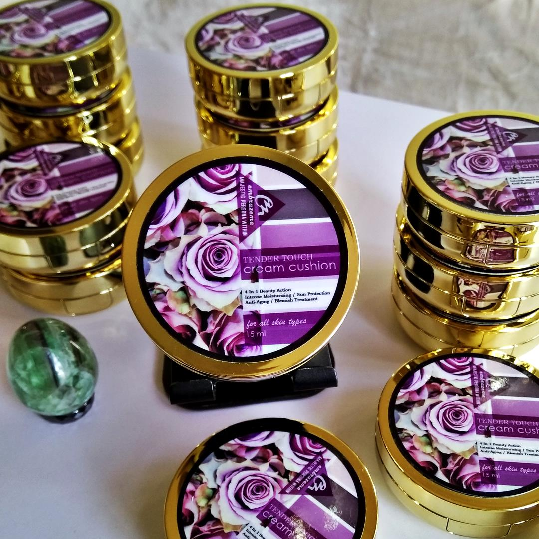 2018 Blog Embrazeme Kitchen Beauty Homemade Organic Skincare Zam Glow Skin Water For Toner 15ml Tender Touch Cream Cushion