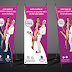 Dance School Stand up Banner