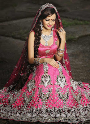Top-indian-designer-choli-and-bridal-lehenga-blouse-designs-2016-17-7