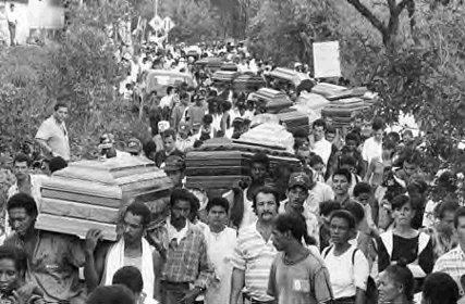 Resultado de imagen para masacre de segovia