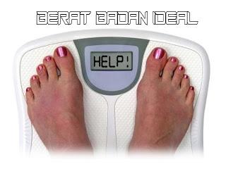 menurunkan berat badan ideal