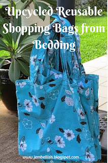 Shopping Bags from Bedding