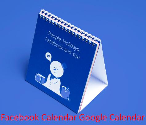 Facebook Calendar Google Calendar