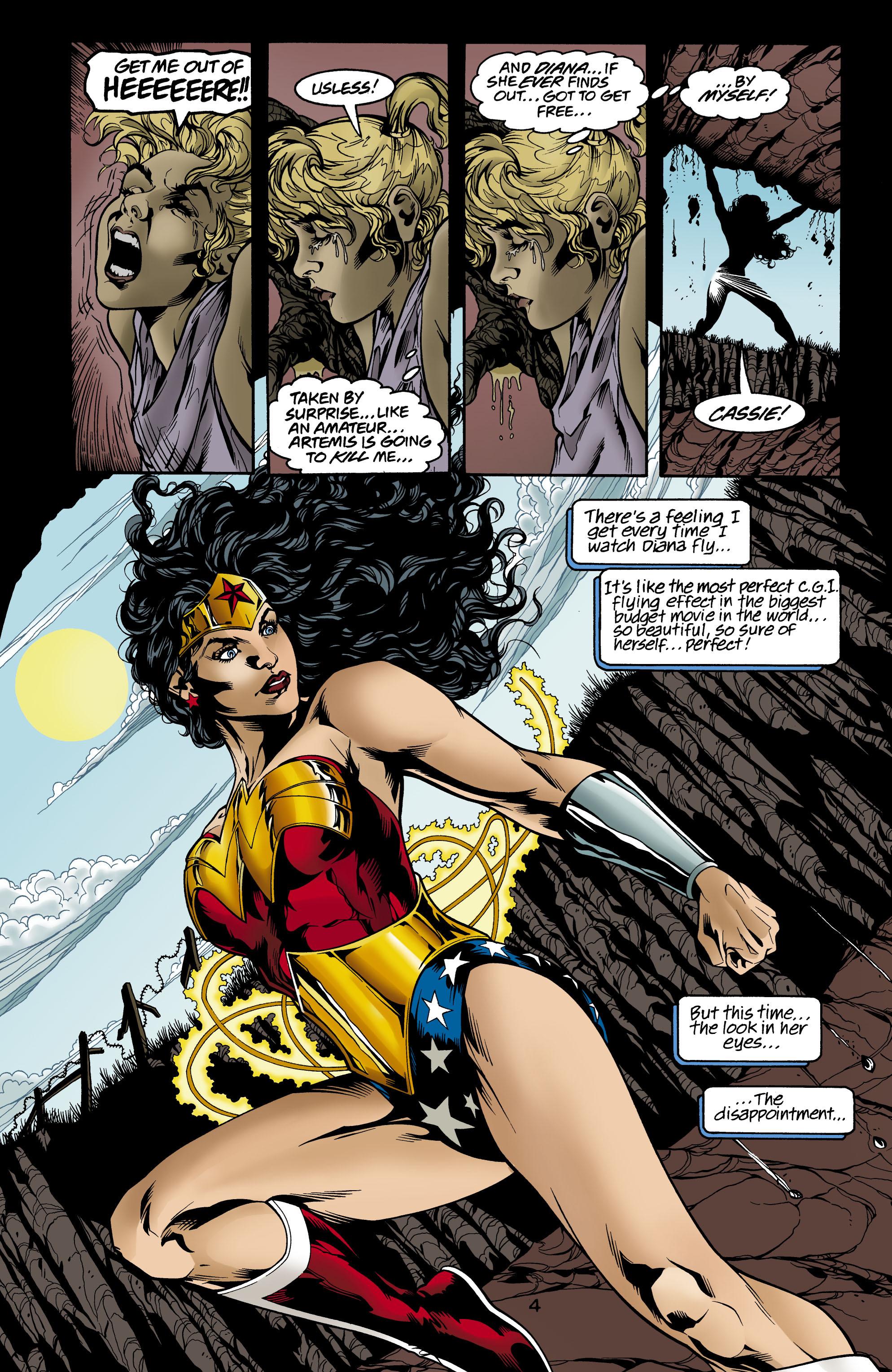 Read online Wonder Woman (1987) comic -  Issue #157 - 5