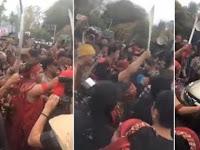 Video: Pejabat Negara Fahri Hamzah, Diacungi Golok Oleh Ahoker, Pak Tito Kemana?