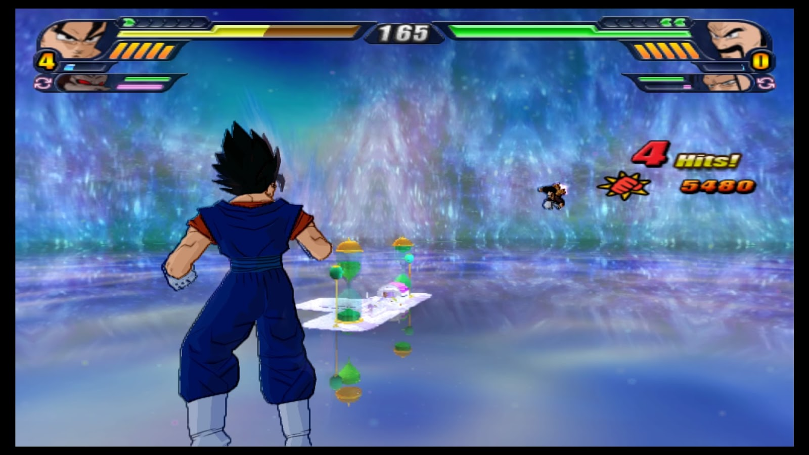 Dragon Ball Z Budokai Tenkaichi 3 Ps2 A Ps4 Usa 5 05 Mega