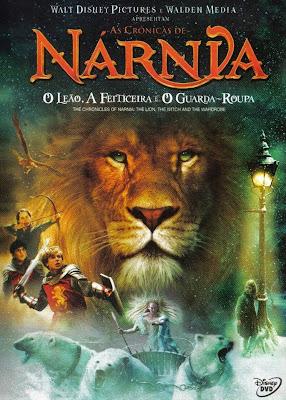 As Crônicas de Nárnia: O Leão, A Feiticeira e O Guarda-Roupa - DVDRip Dual Áudio