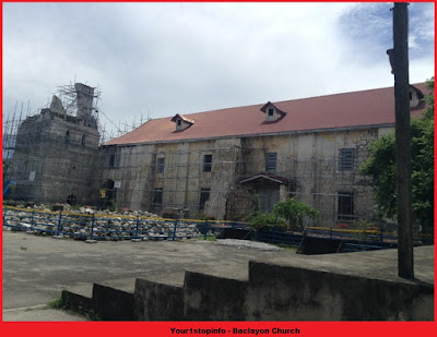 Bohol : Baclayon Church