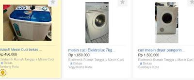 Kenapa Mesin cuci bekas berkualitas lebih menguntungkan dibanding mesin cuci baru murahan