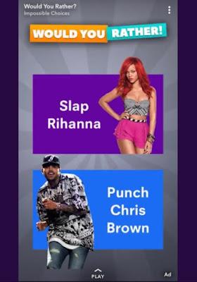 Saham Snapchat Merudum Teruk Akibat Persenda Rihanna