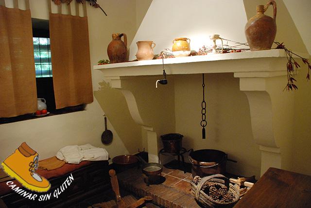 Cocina Casa-Museo Cervantes