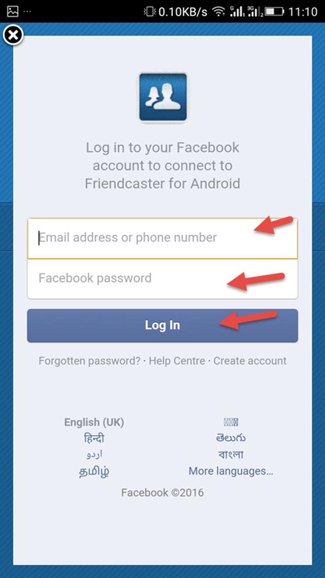 تسجيل الدخول في الفيس بوك فيسبوك تسجيل الدخول وكيفية انشاء