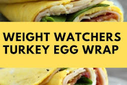 Weight Watchers Turkey Egg Wrap