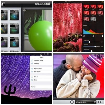 Лучшие приложения на iPhone и iPad для обработки фото