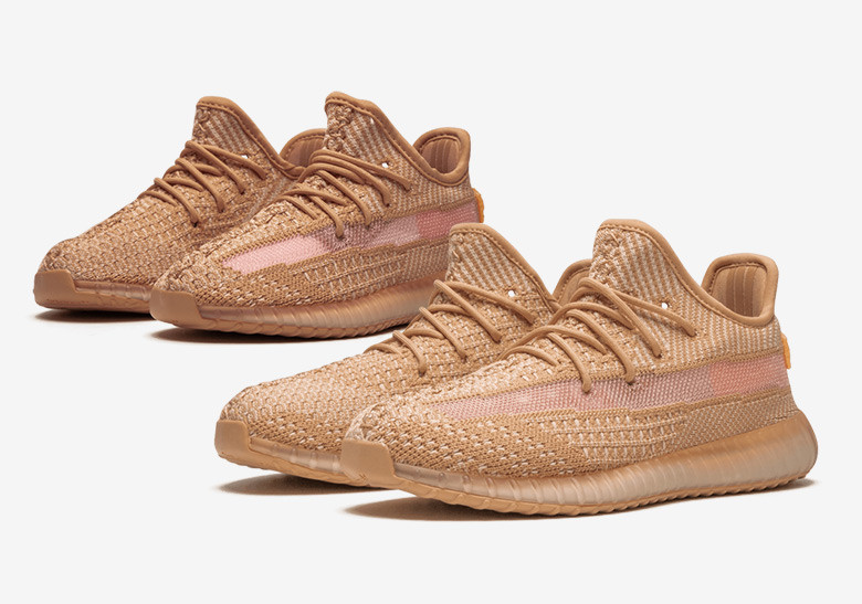 "4267635bc60 Restock Alert  adidas Yeezy Boost 350 V2 ""Clay"" Kids   Toddler Sizes"