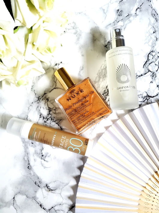 Madame Keke - The Luxury Beauty and Lifestyle Blog : Meine drei liebsten Sommer Produkte