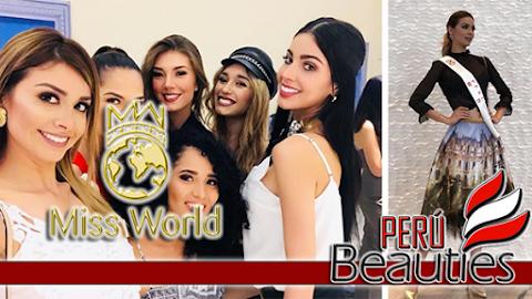 Miss World 2017 | Pamela Sánchez sigue en busca de la corona