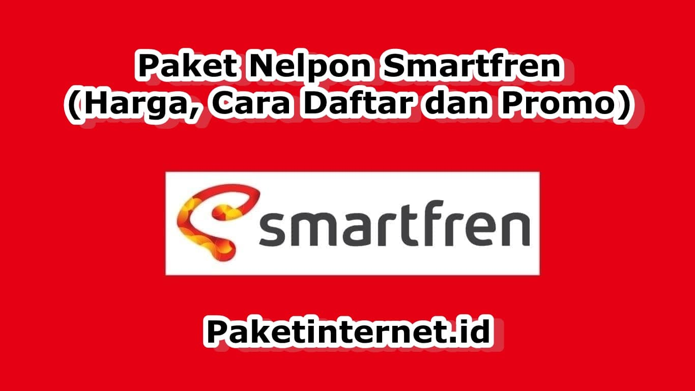 Paket Nelpon Smartfren