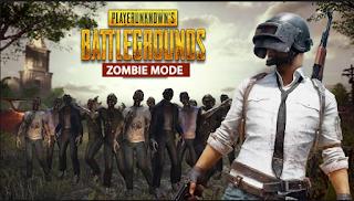 Mode Zombie PUBG Mobile Hadir pada 19 Februari 2019 setelah Update PUBG Mobile
