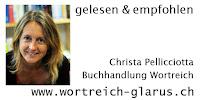 Bild Christa Pellicciotta Buchhandlung Wortreich Glarus