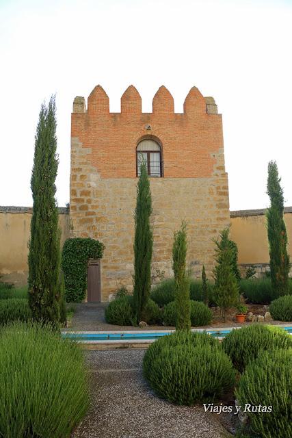 Torreón adosado al convento de Santa Clara, Astudillo
