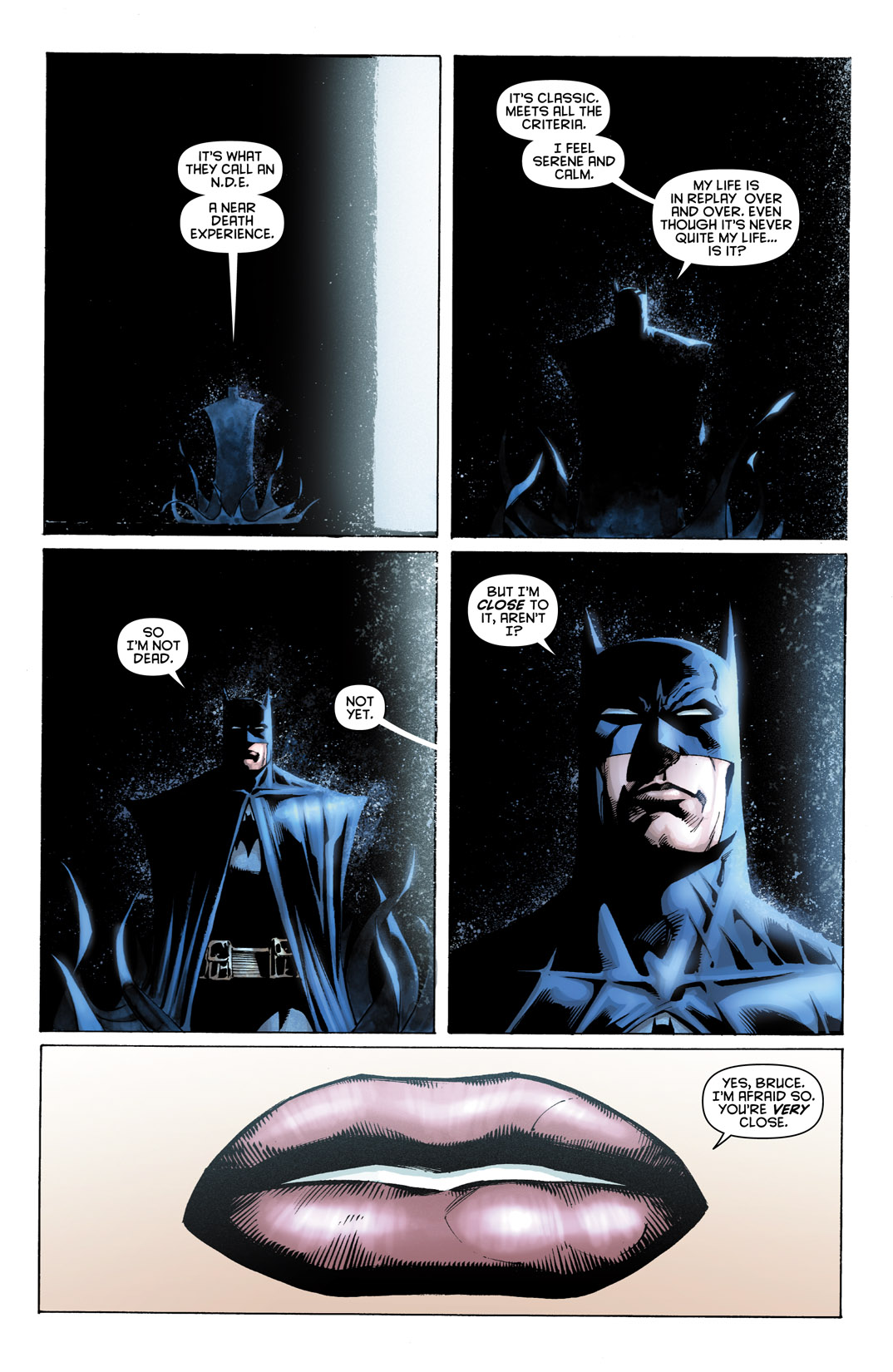 Detective Comics (1937) 853 Page 10