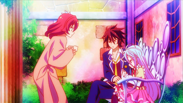 No Game No Life Anime