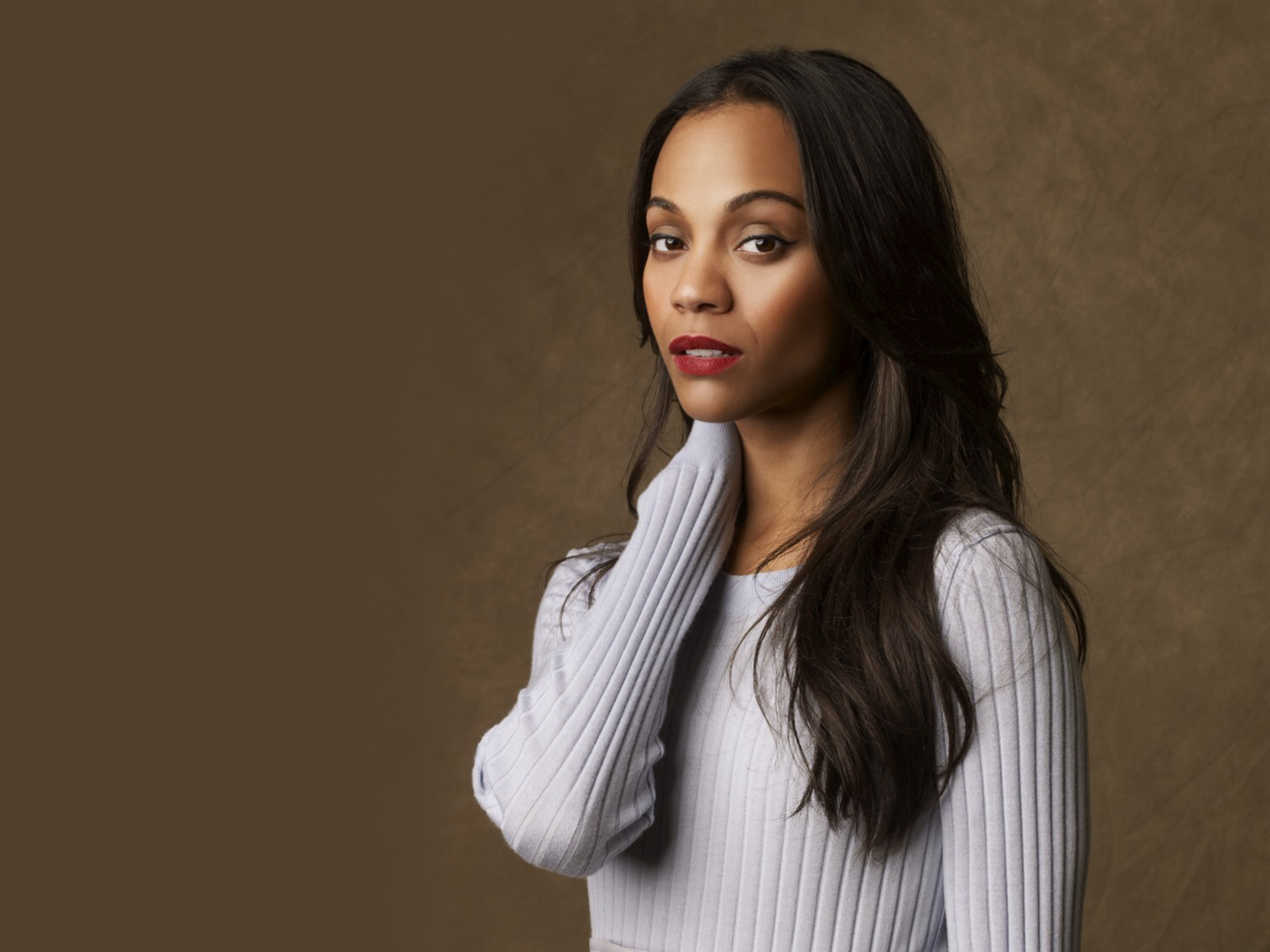 Zoe saldana latest hd wallpapers 2013 hollywood universe - Zoe wallpaper ...
