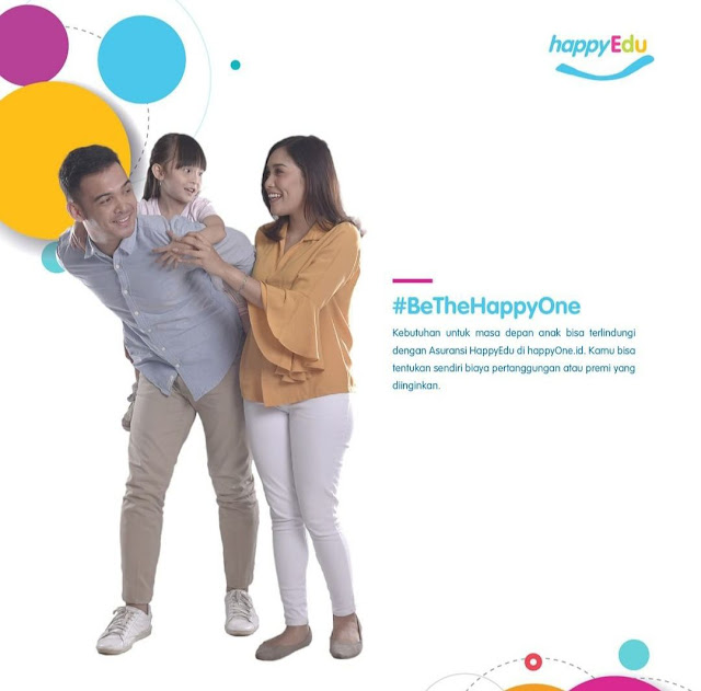 Tips Memilih Asuransi Yang Aman, Be The Happy One