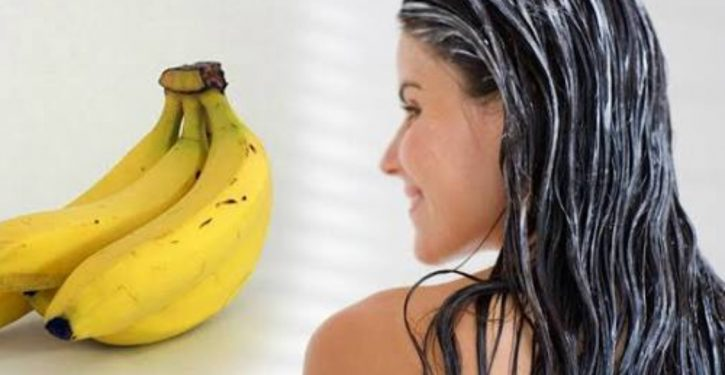 Grow Your Hair Quickly With This Banana Mask