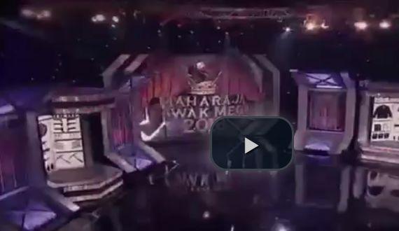 Tonton Online Maharaja Lawak Mega 2016 Peringat Separuh Akhir
