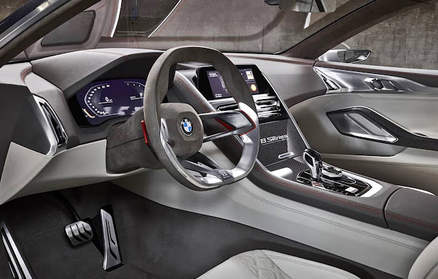 2018 BMW 8 Series Concept
