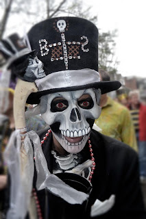 baron samedi costume