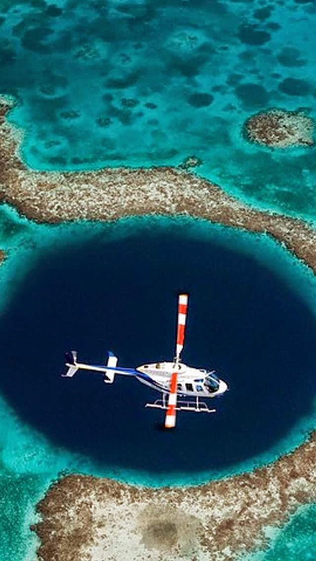 Best Places To Go Scuba Diving On Earth | The Great Blue Hole