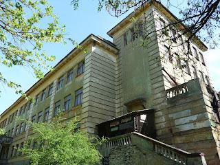 Дружковка. Район Яковлевка. Закрытая школа № 2