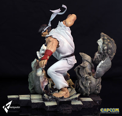 """Street Fighter """"Battle of the Brothers"""" Ryu"""