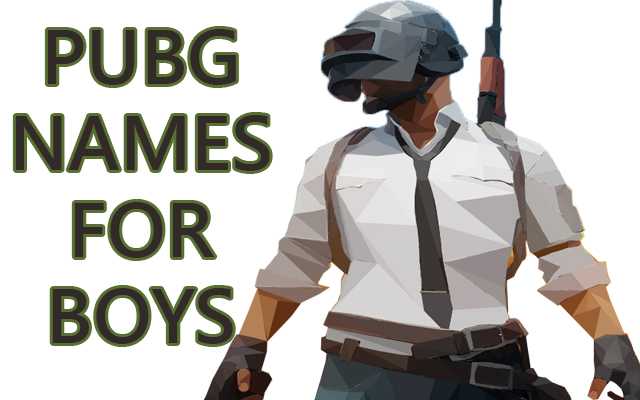 PUBG Names - New, Unique, Funny, Cool Pubg Names for Clan and Members