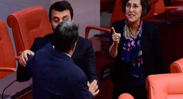 Garo Paylan atacado por diputados oficialistas en Turquía