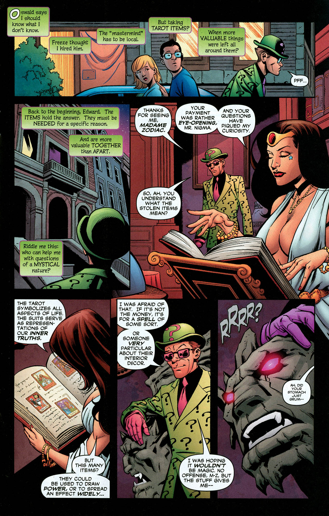 Read online Trinity (2008) comic -  Issue #12 - 27