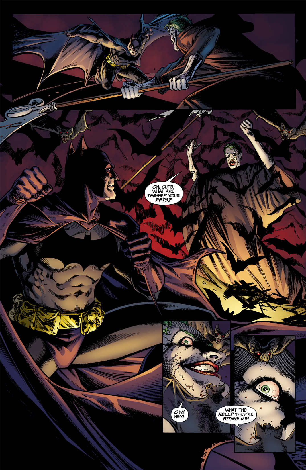 Detective Comics (1937) 834 Page 19