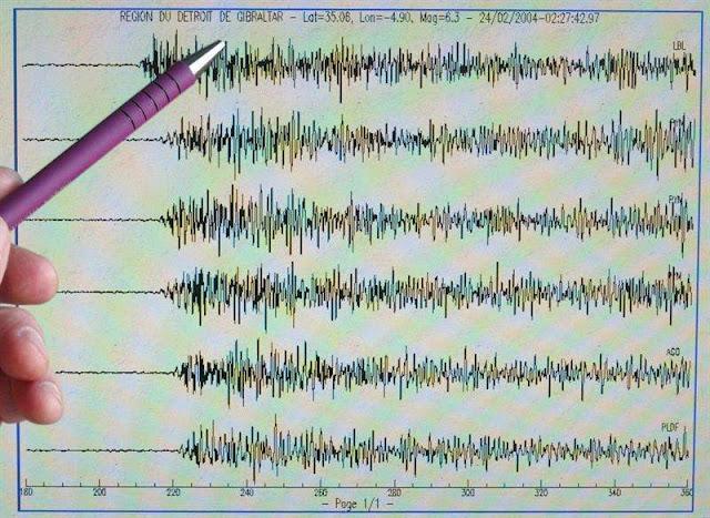 De último minuto.- Sismo de 4.9 sacude el sureste de El Salvador