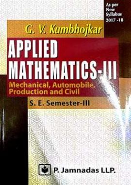 Applied Mathematics - 3 civil / mechanical Chapter wise