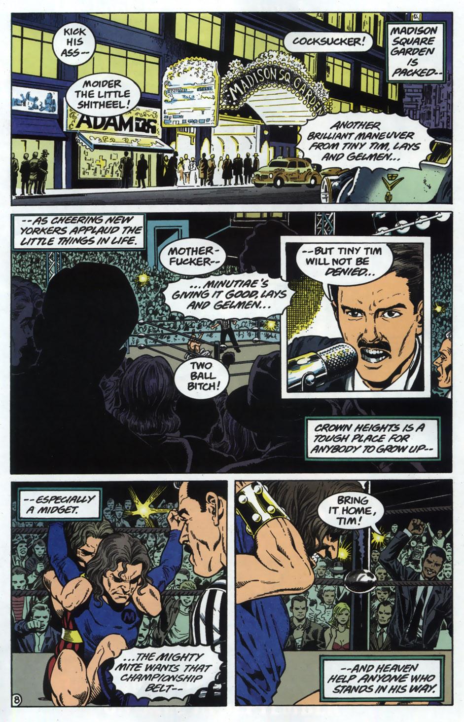 Read online American Century comic -  Issue #26 - 8