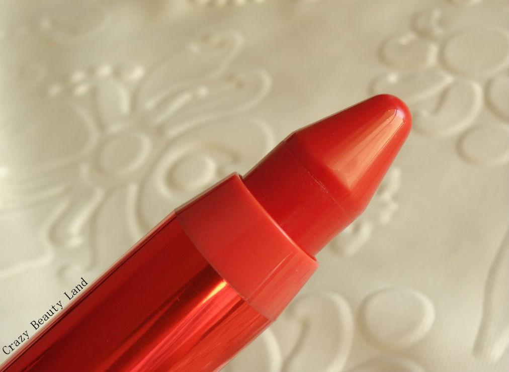 Revlon Colorburst Lacquer Balm Tease (130) Review Swatch LOTD