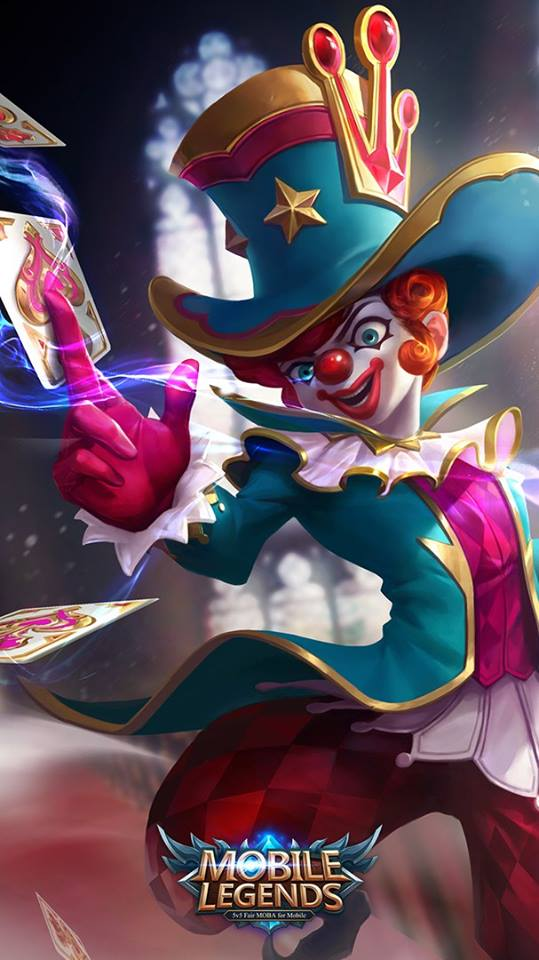 Harley Mobile Legends Wallpapers Mobile Legends Today