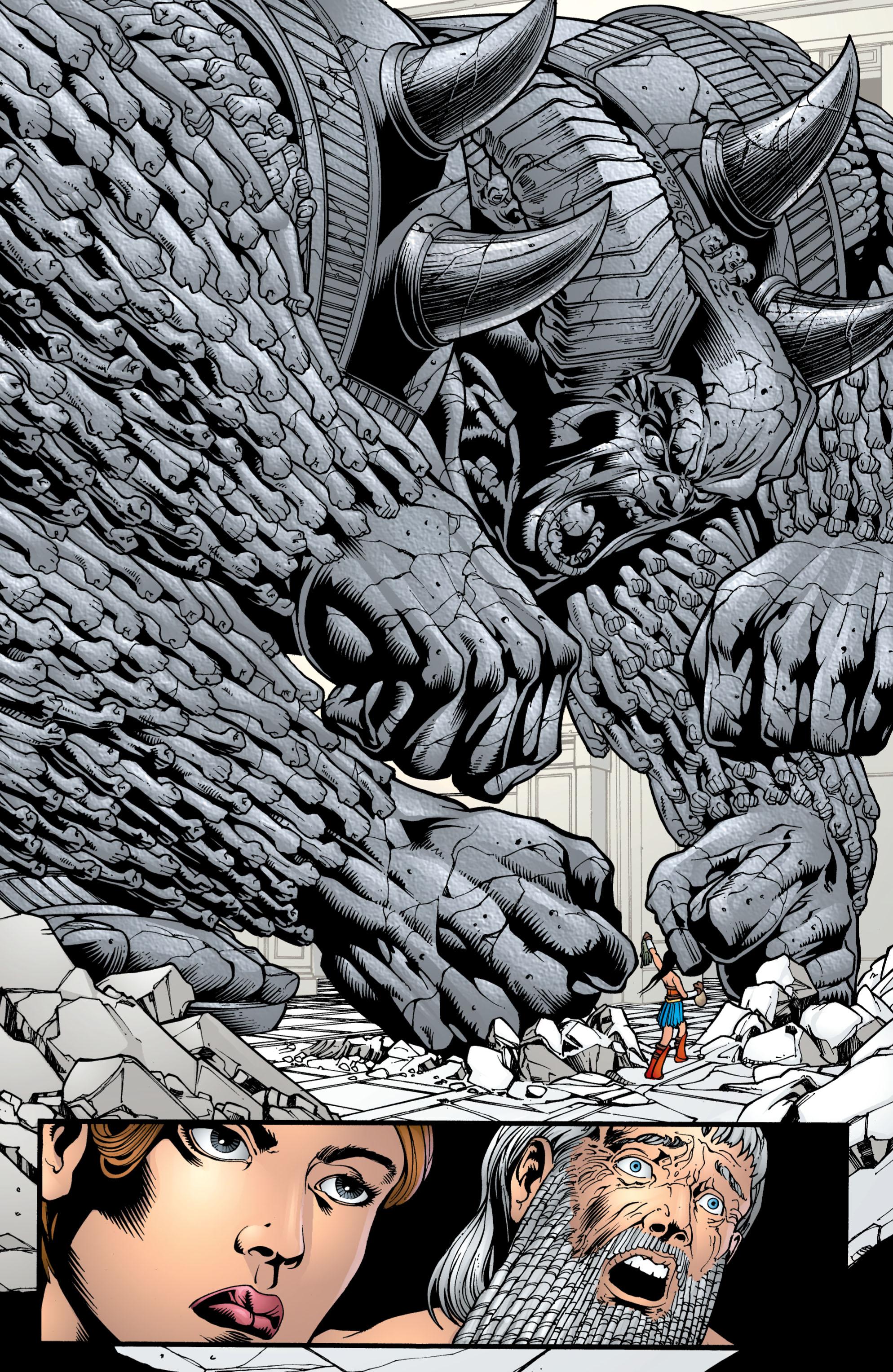 Read online Wonder Woman (1987) comic -  Issue #213 - 16