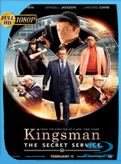 Kingsman Servicio secreto 2015 HD [1080p] Latino [GoogleDrive] DizonHD