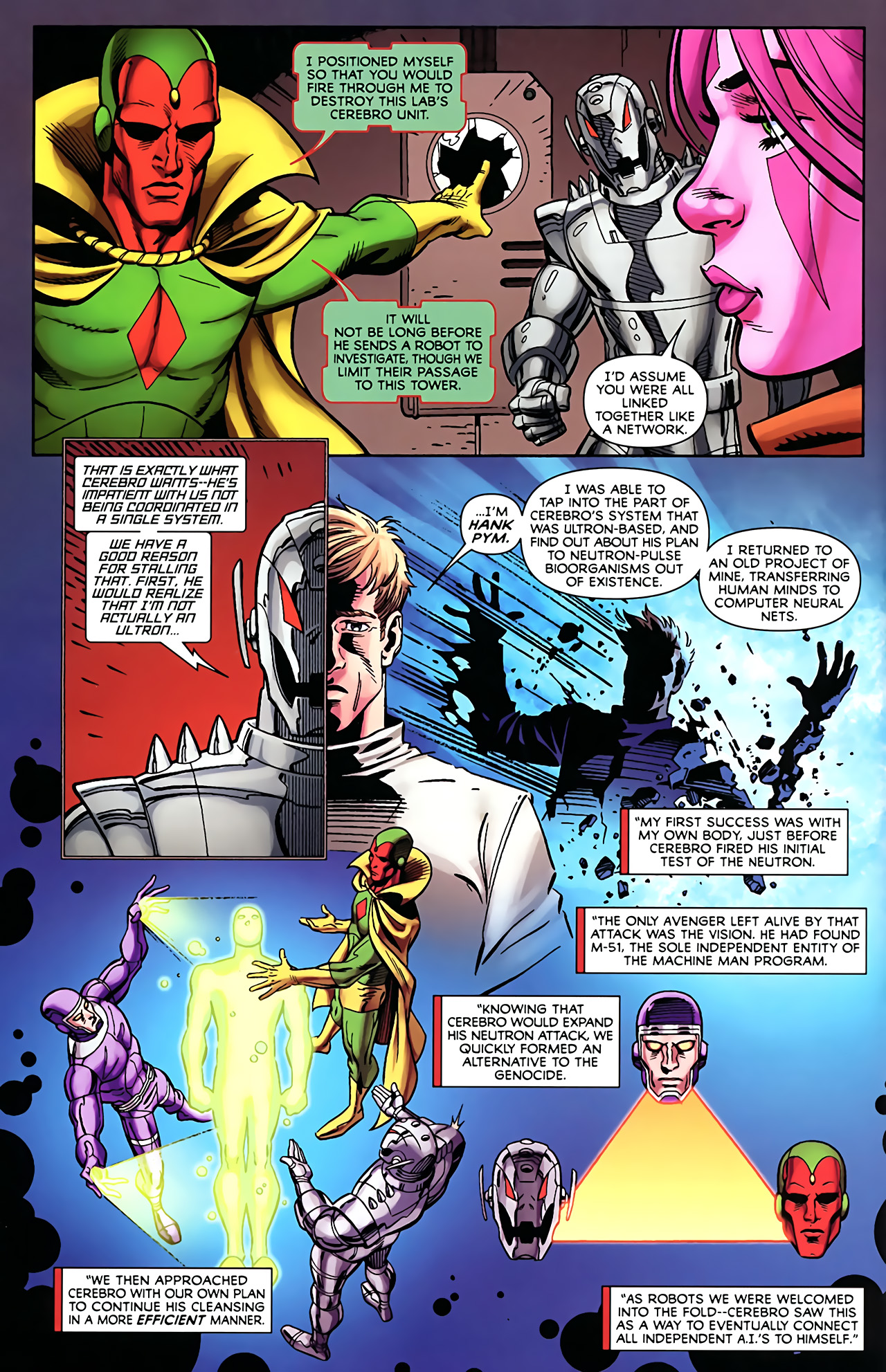 Read online Exiles (2009) comic -  Issue #5 - 9