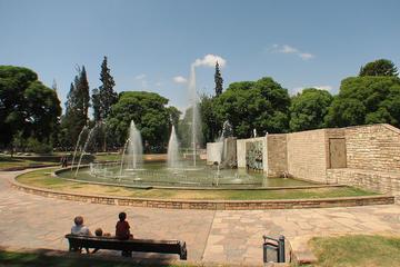Plaza Independecia em Mendoza, Argentina